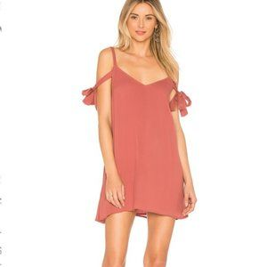 NWT L* SPACE Girl in Motion Dress size XS pink